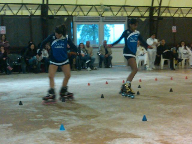 Dimostrazione di pattinaggio ed hockey con l 39 acquario altopascio il 9 settembre 2012 ore 15 00 a - Piscina comunale capannori ...