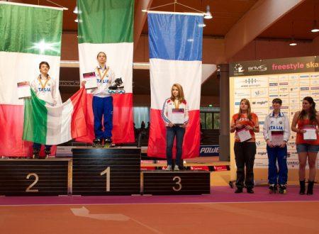 Pegaso D'Oro 2012 Cristina Rotunno – premiata la pattinatrice dell'Acquario