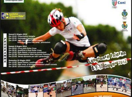 L'Acquario al Campionato Nazionale UISP 2012 di Lamezia Terme a Falerna