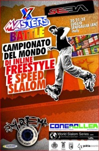 Roller Battle Senigallia 2012