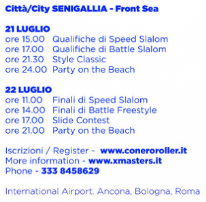 Conero Battle Programma