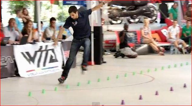 EFSC 2012 - Romain Lebois (FRA)