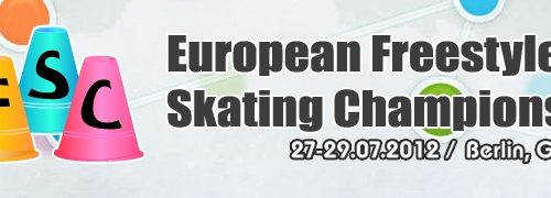 Berlino European Freestyle Skating Championship 2012 : Campionato Europeo freestyle dal 27-30 Luglio