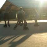 Hockey Acquario pattinaggio