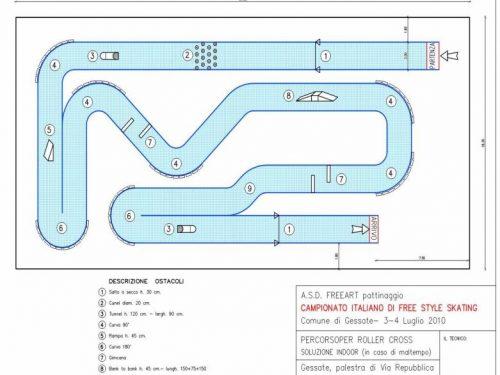 Tiezzi 2012 : L'Acquario ai Giochi nazionali freestyle il 23-24 Giugno 2012