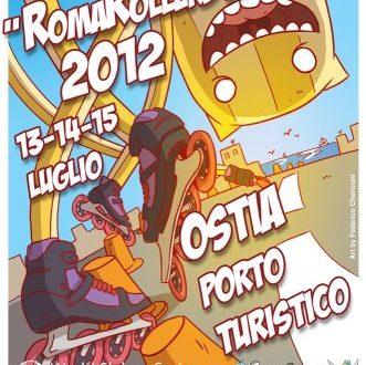 WSSA Roller Days 2012 : FreeStyle a Roma (Ostia) il 13-14-15 luglio