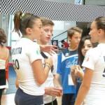 Monza 2012 Atleti Acquario e Lamezia Terme