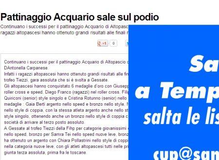 Il Tirreno per Monza 2012 – Campionati Italiani 2012 – Comunicati stampa il Tiezzi
