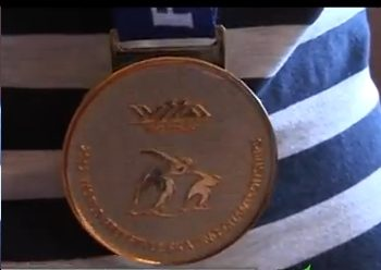 Campionato del Mondo Lishui 2012, tutti gli articoli sulla campionessa mondiale Cristina Rotunno dell'Acquario Altopascio