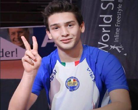 Campionato mondiale di freestyle in linea 2012 WFSC : Pair e Style Slalom maschile i risultati dei pattinatori azzurri.