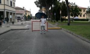 Daniel Abbate Hockey pattinaggi oin Linea L'Acquario