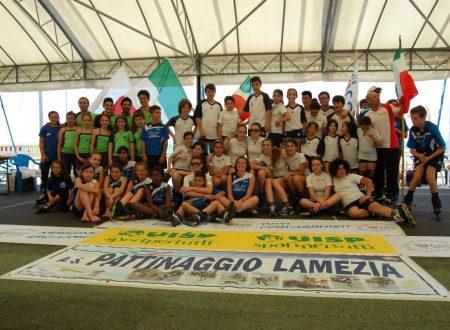 FIHP A LAMEZIA TERME I CAMPIONATI ITALIANI DI PATTINAGGIO FREESTYLE 2015