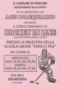 L'Acquario a Porcari Hockey
