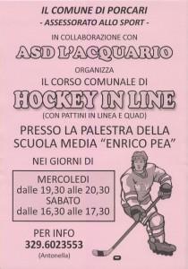 L'Acquario a Porcari Hockey