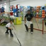 Hockey Decathlon un attacco