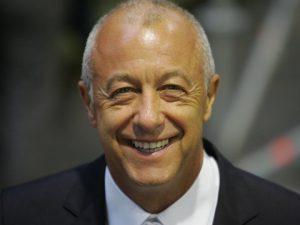 Sabatino Aracu Presidente Pattinaggio