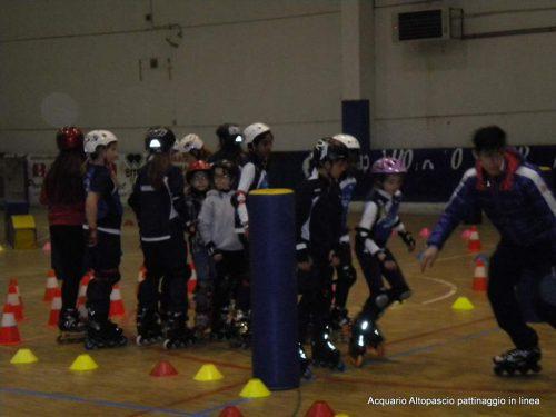 Campionato Regionale 2013 UISP Pattinaggio in linea: Rollercross a Molina di Quosa.