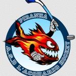 Logo Acquario hockey e pattinaggio I piranha