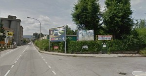 Pattinaggio ingresso Pista a Lucca