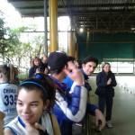 UISP pattinaggio allenatrice Antonella Carpanese  Acquario e la squadra