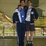 UISP pattinaggio Nicolas Quiriconi e Daniele Moscatelli Acquario