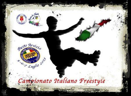 FIHP A LUGLIO IL CAMPIONATO ITALIANO DI PATTINAGGIO IN LINEA FREESTYLE – 5-7 LUGLIO 2013 A BUSTO ARSIZIO