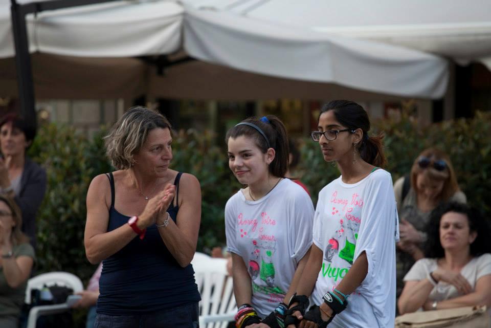 Carpanese Antonella con Bevacqua Berti
