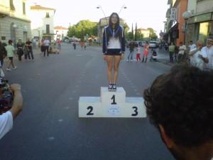 Juniores Style Slalom femminile Altopascio FIHP 2013 Michela Agostini