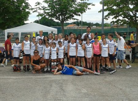 UISP RISULTATI ROLLERCROSS DEL CAMPIONATO ITALIANO DI PATTINAGGIO IN LINEA FREESTYLE  2013 A GABICCE