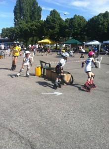 Rollercross Gabicce Lomanto e Di Grazia