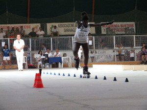 Busto 2013 Speed Slalom Berti Gaia