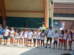 Campionati Italiani freestyle - Acquario Pattinaggio Presentazione