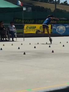 Gabicce 2013 Berti Style Slalom