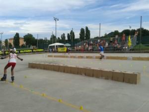 Gabicce pattinaggio Speed Slalom