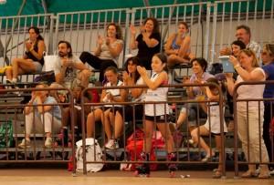Tiezzi 2013 I Genitori che applaudono gara pattinaggio