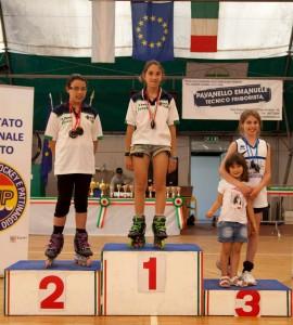 Tiezzi 2013 Premiazione Bernicchi Style Slalom