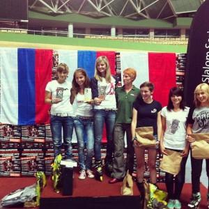 Varsavia 2013 Campionato Europeo freestyle Style