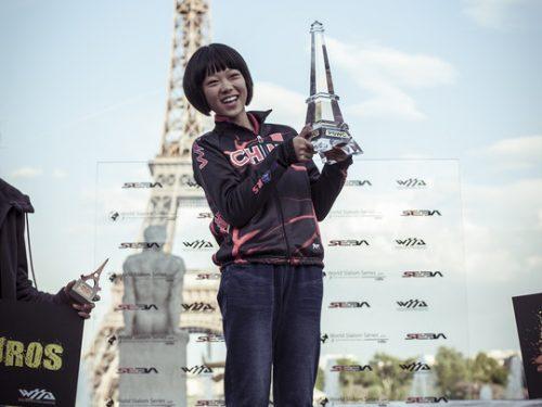 WSSA SHANGHAI FREESTYLE ROLLER SKATING GRAN PRIX