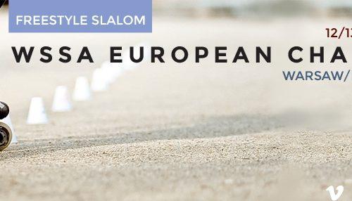 WSSA CAMPIONATO EUROPEO DI PATTINAGGIO IN LINEA FREESTYLE 2013 IN POLONIA A VARSAVIA