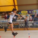 Gaia Mancini Campionato Italiano Busto 2013 Toe Front