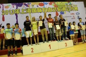 Shanghai Slalom Open 2013 Style Di Coppia