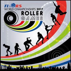 2017 Pattinaggio in linea Roller Games