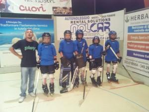 I Piranha asd Acquario Hockey