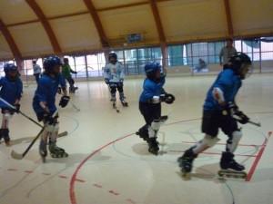 Hockey I Piranha vs Donkey entrano in campo