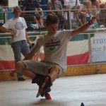 Roberto Rosato Campionato Italiano Busto 2013 One Wheel