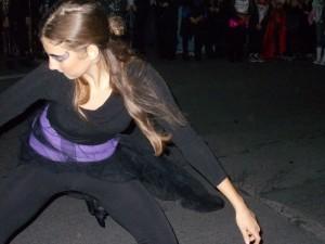 Festa Halloweeen sui pattini a Porcari 2013 Streghetta