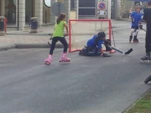 Festa Sport 2013 di Porcari Hockey