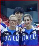 wfsc 2013 Cristina Rotunno Chiara Lualdi e KSJ