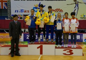 wfsc 2013 Speed Slalom - Bossi Wang Liang Rotunno Su Fei Meng