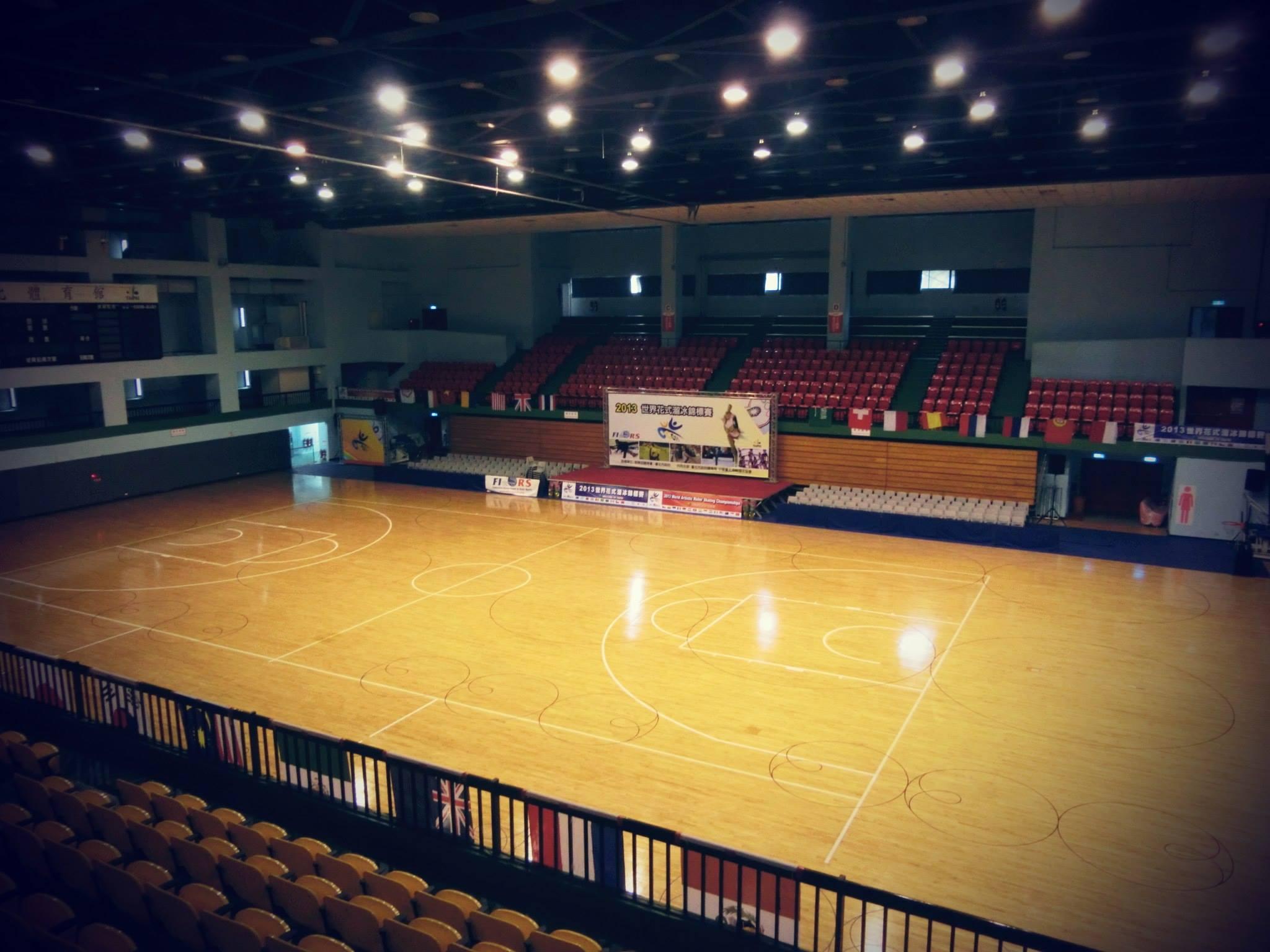 wfsc 2013 Taipei Stadium